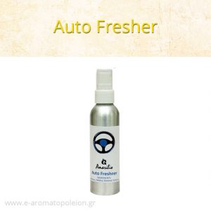 Autofresher Spray with Perfume Type 75 ml, for your car!