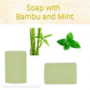 Bamboo & Mint soap
