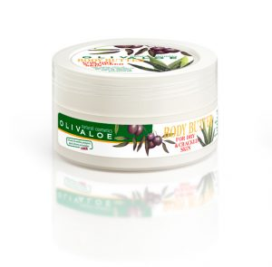 Body Butter for Dry & Cracked Skin
