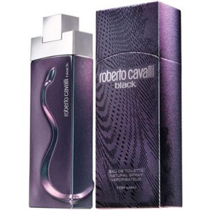 Type Black Cavalli for Men