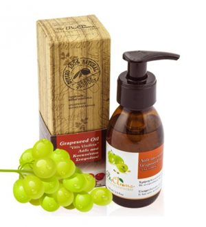Base oil. Grapeseed oil. 100ml