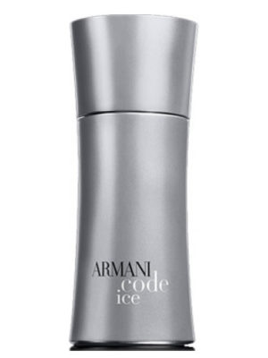 Type Code Ice by Armani for men