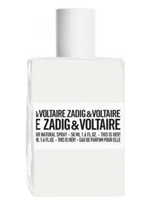 Type This is Her, Zadig & Voltaire for women